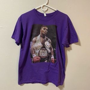 Mike Tyson champion t shirt